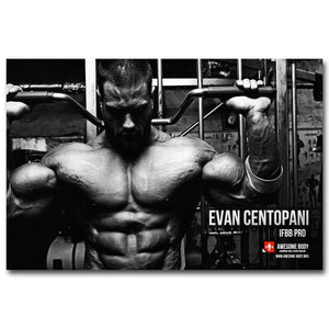 Evan Centopani  Physique Canvas