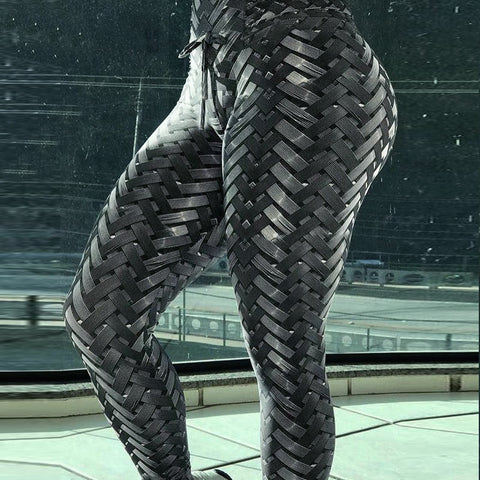 Fingertrap Steel Brush Leggings