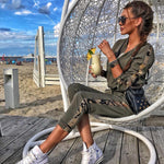 Sparkle Leisure Fashion Tracksuit