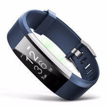 Load image into Gallery viewer, ID115 plus Smart Wristband Bluetooth Bracelet Pedometer Fitness Tracker for Iphone and Android