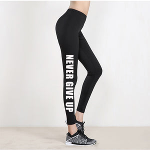 Perseverance Swag Leggings