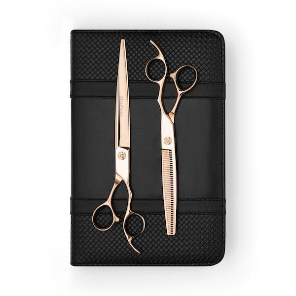 2020 Matsui Aichei Mountain Rose Gold Scissor & Thinner Combo (2166830923849)