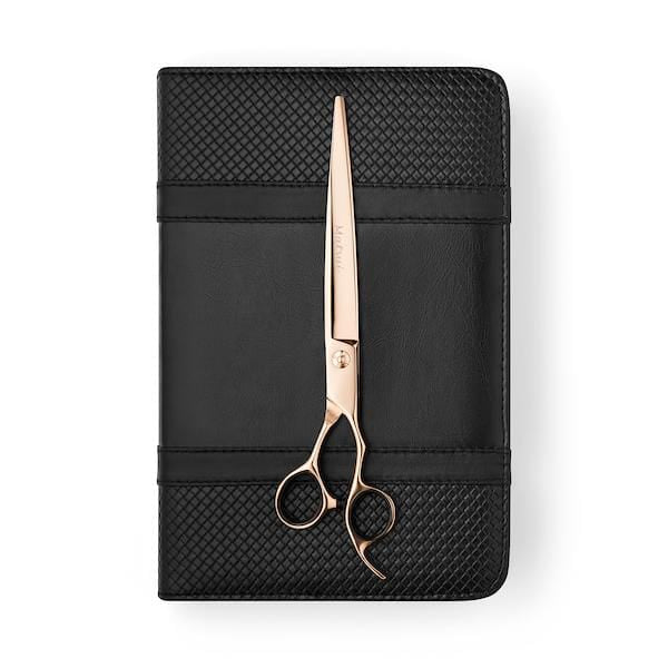 2020 Matsui Aichei Mountain Rose Gold Offset Cutting Scissor (2166816178249)