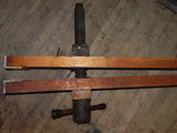 1860's Era Wood Vise Clamp