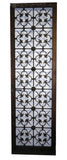 Pair of Antique Iron French Door Gates by Samuel Yellin