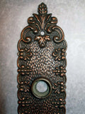 Ornate Antique Victorian Era Iron Interior Door Hardware Sets