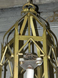 Large Vintage Gothic Church Lantern Lights