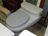 Vintage Gray Vitreous China Corner Sink Wall Sink by Standard