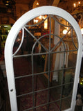 Large Vintage Palladian  Arched Cabinet Door