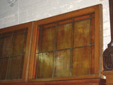 Vintage Arts & Crafts Stained Glass Window(s)