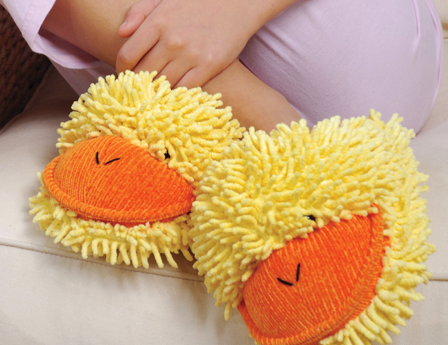 Fuzzy Friends Slippers – The original and The Best