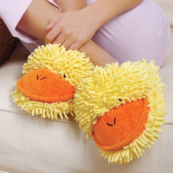 Fuzzy Friends Slippers