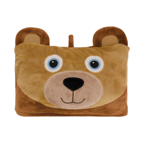 Bear Cosy Hooded Blanket