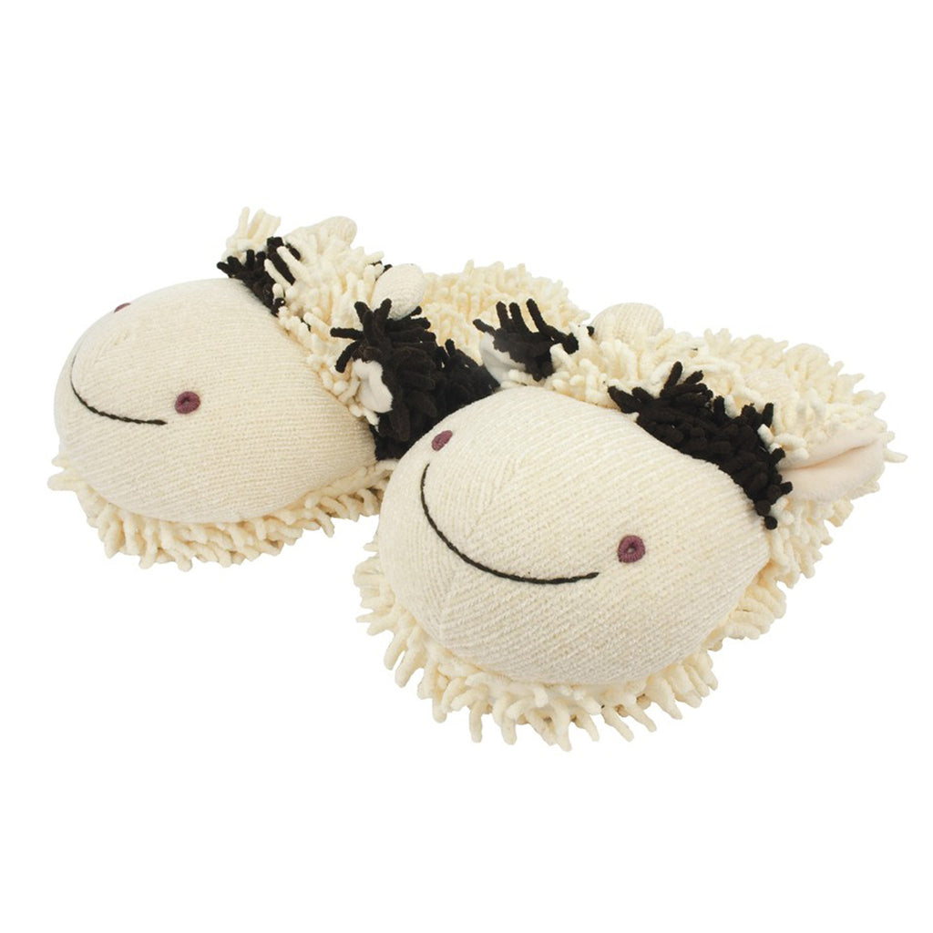 For Sale At Aroma Home Fuzzy Friends Dog Slippers Fit upto