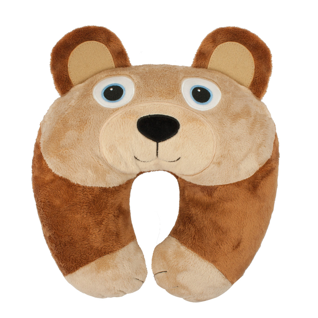 Bear Neck Pillow