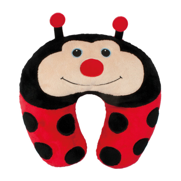 Ladybird Neck Pillow
