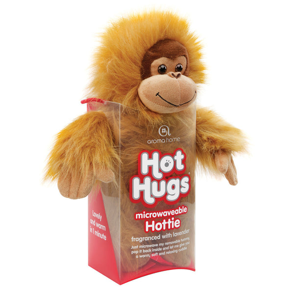 Orangu-tan Hot Hugs Hottie