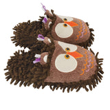 Owl Fuzzy Friends Slippers