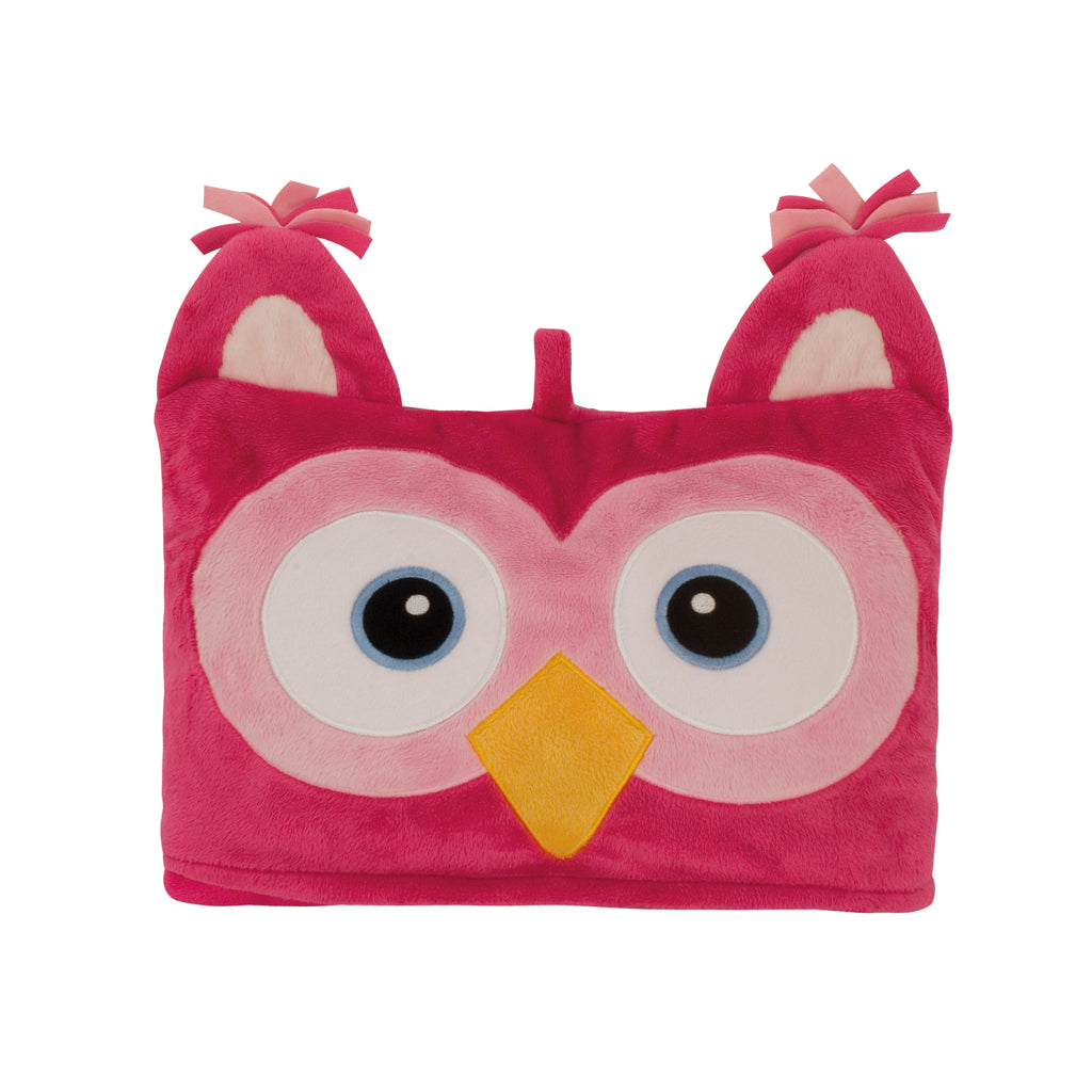 Owl Snuggable Hooded Blanket