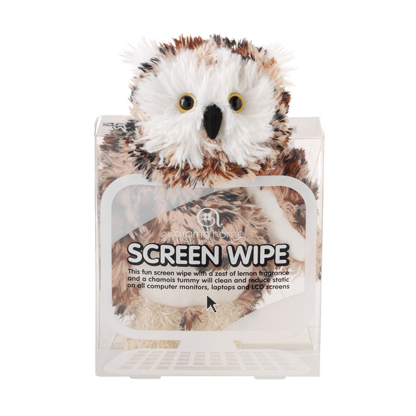 Owl Screen Wipe
