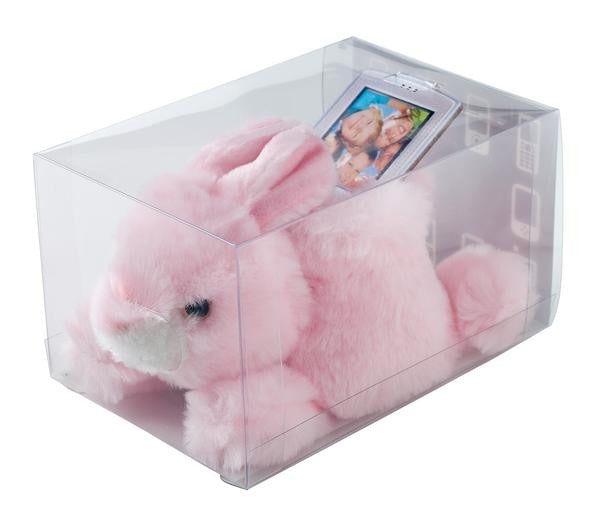 Pink Bunny Novelty Phone Holder