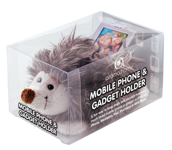Hedgehog Novelty Phone Holder