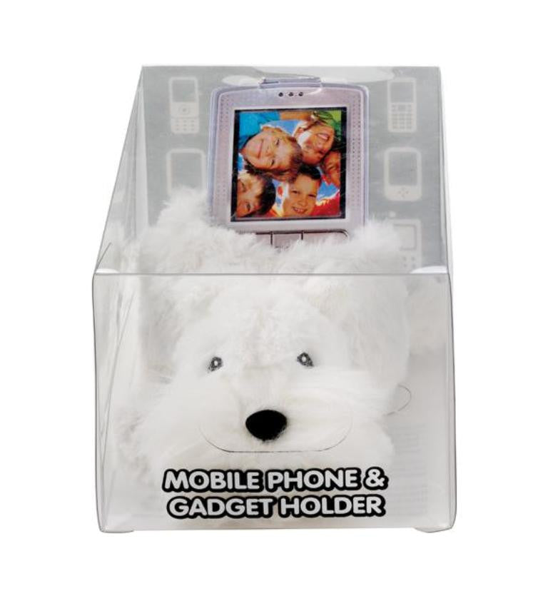 Westie Novelty Phone Holder
