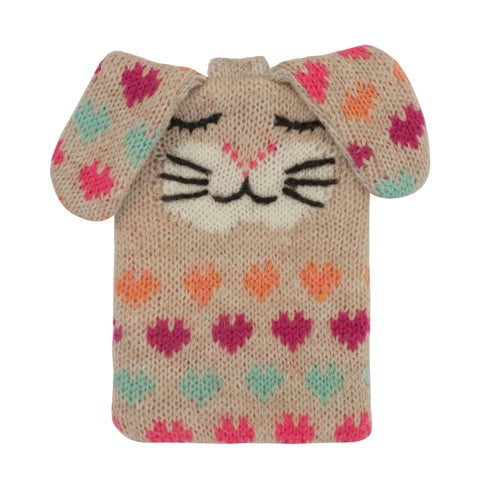 Knitted Rabbit Phone Case