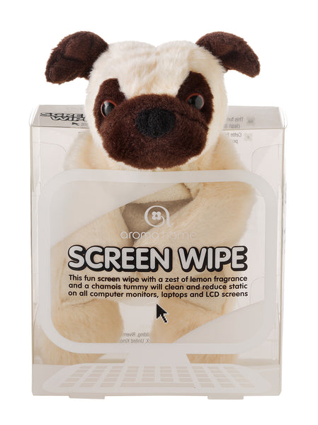 Pug Screen Wipe