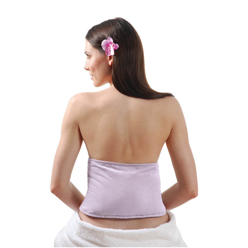 Soothing You Lilac Back Warmer