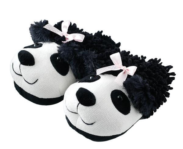 Panda Fuzzy Friends Slippers
