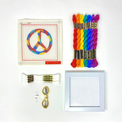 Peace Sign Frame Kit - Pre-Order or Quick Ship
