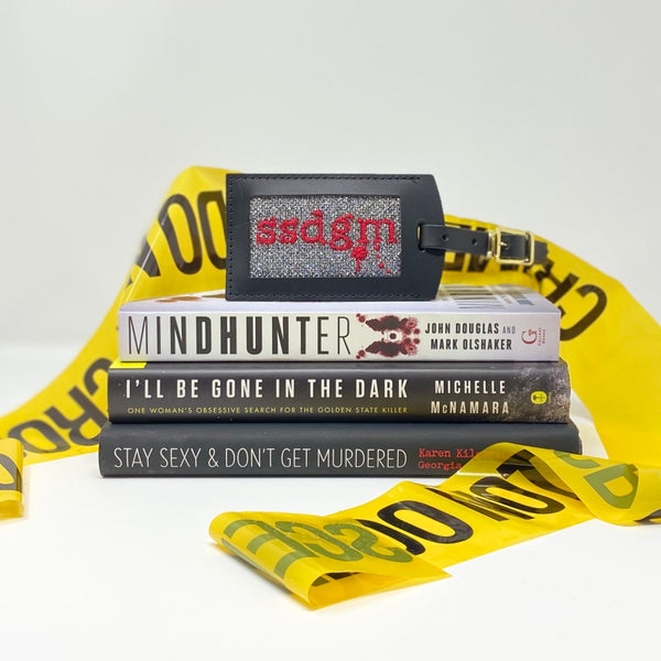 My Favorite Murder Luggage Tag Kit - Pre-Order