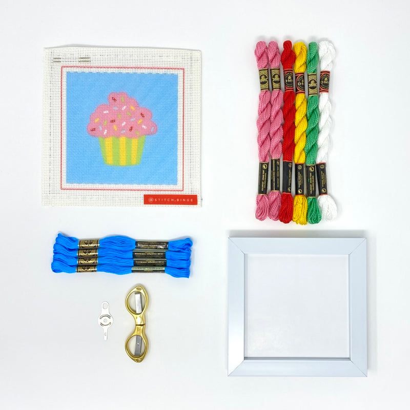 Cupcake Frame Kit - Pre-Order or Quick Ship