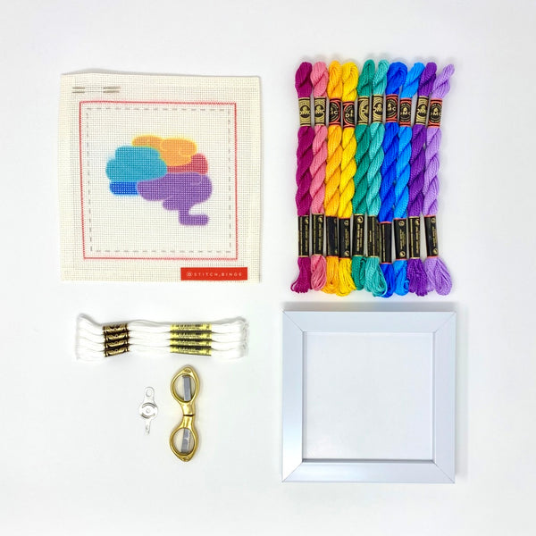 Neuroscience Frame Kit - Pre-Order or Quick Ship