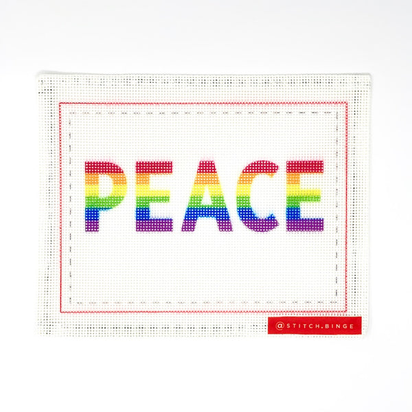 PEACE - Canvas Only