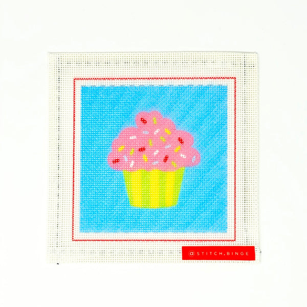 Cupcake - Canvas Only