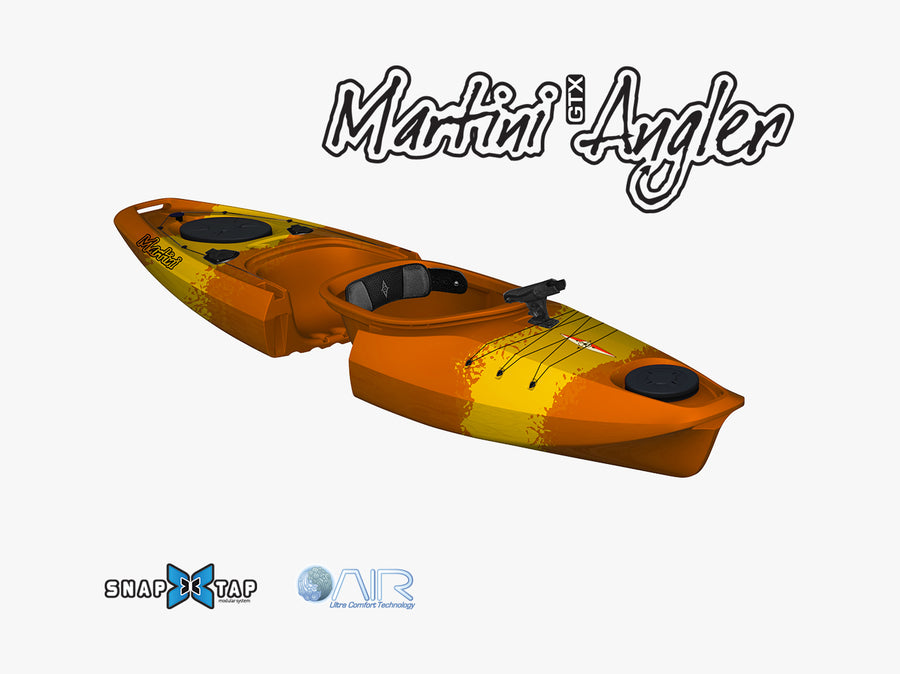 POINT 65 Martini GTX Modular Touring Kayak