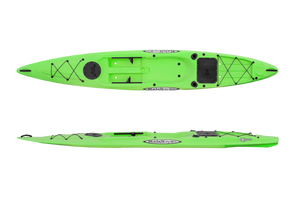 Malibu Kayaks Express Lightweight Surfing Kayak | Crest Outdoors
