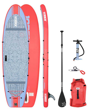 Jobe Lena Yoga Aero 10.6 Inflatable SUP Board  Combo Package | Crest Outdoors
