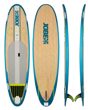 Jobe Ventura 10.6 Bamboo Stand Up Paddle Board | Crest Outdoors