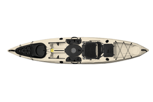 Malibu Kayaks Stealth-14 Ultimate Fishing Sit on Top Kayak