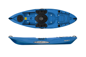 Malibu Kayaks Stealth-9 Lightweight Fishing Kayak