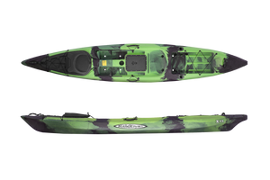 Malibu Kayaks X-13 Coastal Fishing and Diving Kayak