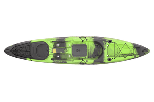 Malibu Kayaks X-Caliber Adventurous Intermediate Kayak | Crest Outdoors