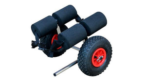 Heavy Duty Stainless Steel Wheel Cart | Crest Outdoors