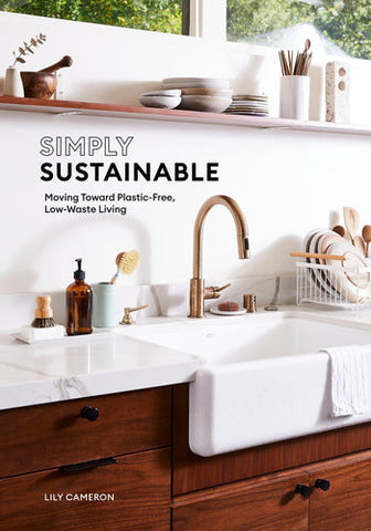 Cover of Simply Sustainably by Lily Cameron