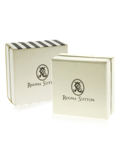 2-Pc. Baker Bead Charms in Sterling Silver - Rhona Sutton Jewellery