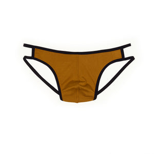 Play Out Apparel Pouch Front Bronze Jock