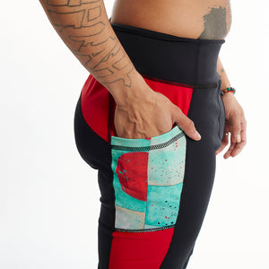 Play Out Apparel Phone pocket XS-5X Leggings